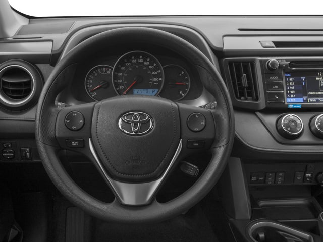 2017 Toyota Rav4 Le New London Ct Serving Groton Stonington Waterford Connecticut