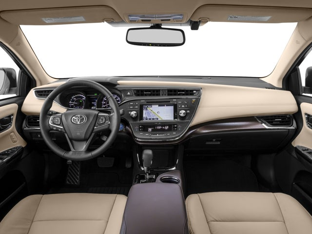2017 Toyota Avalon Hybrid Xle Premium In New London Ct Girard