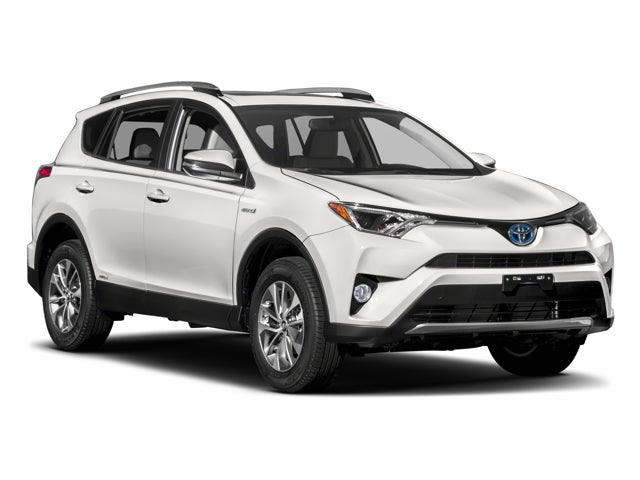 2017 Toyota Rav4 Hybrid Xle In New London Ct Girard