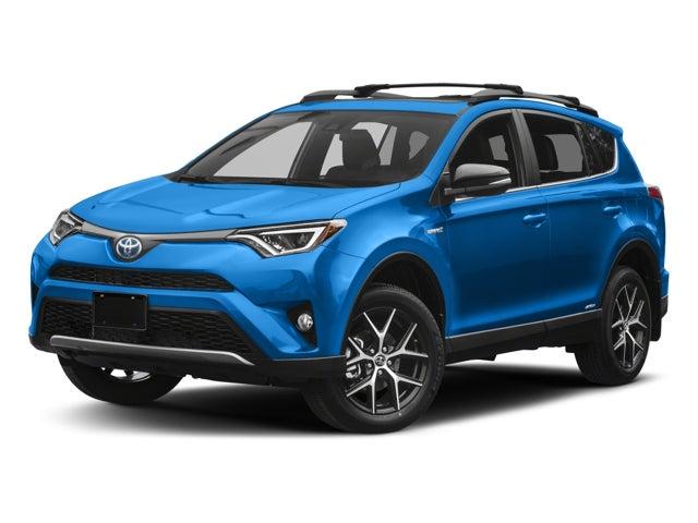 2017 Toyota Rav4 Hybrid Se In New London Ct Girard