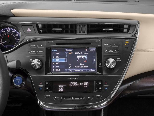 2018 Toyota Avalon Hybrid Xle Plus In New London Ct Girard
