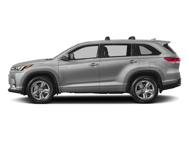 2018 Toyota Highlander Hybrid Limited Platinum In New London Ct Girard