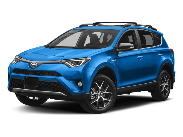 2018 Toyota Rav4 Hybrid Se In New London Ct Girard