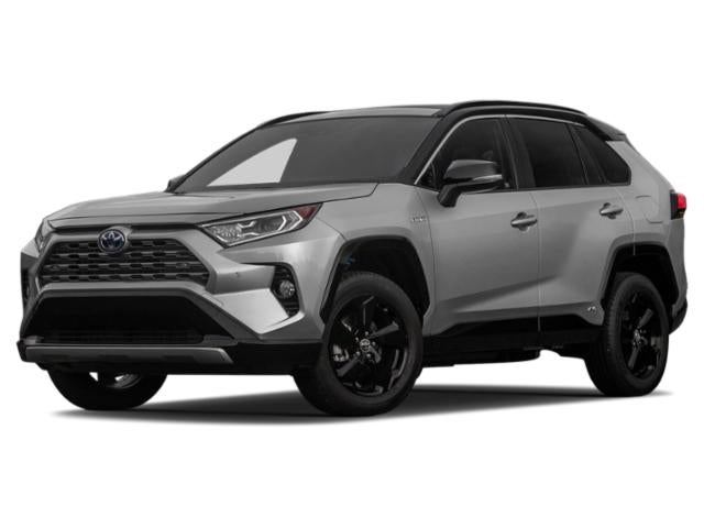 2019 Toyota Rav4 Hybrid Xse In New London Ct Girard