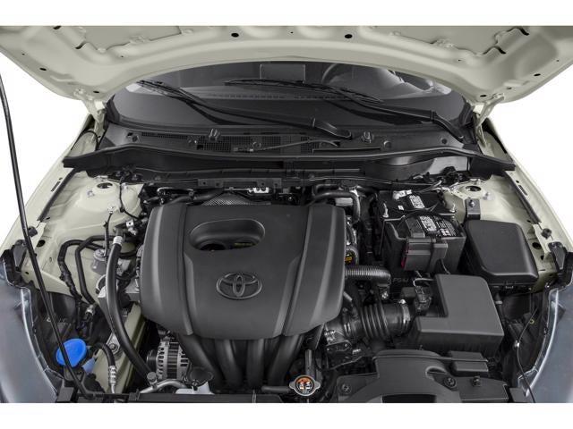 2020 Toyota Yaris Sedan Le New London Ct Serving Groton