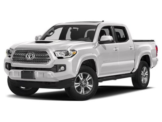 2018 Toyota Tacoma Trd Sport New London
