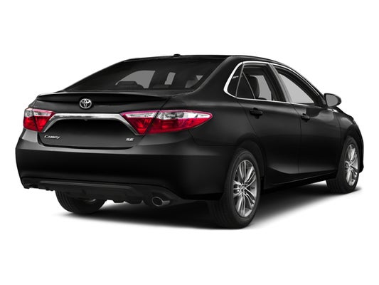 2017 Toyota Camry Se In New London Ct Girard