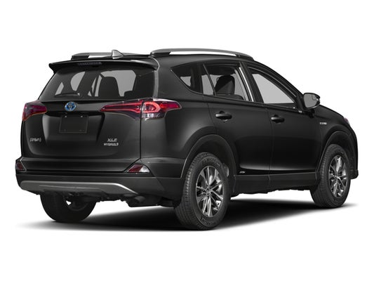2017 Toyota Rav4 Hybrid Le Plus New London Ct Serving Groton