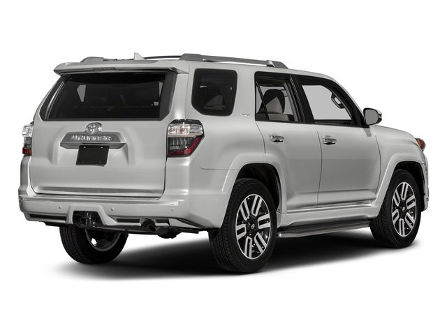 2018 Toyota 4runner Limited In New London Ct Girard
