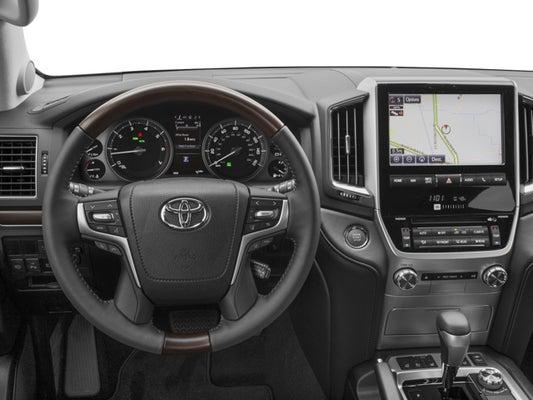 2017 Toyota Land Cruiser Base In New London Ct Girard